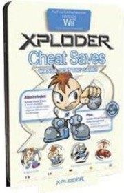 Xploder Mario Cheat Saves (Wii)