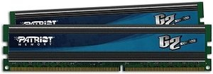 Patriot G2 Series Division 2 DIMM kit 8GB, DDR3-1600, CL9-9-9-24 (PGD38G1600ELK)
