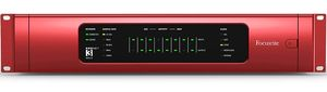 Focusrite RedNet 3, digital I/O Interface, Ethernet