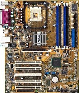 ASUS P4P8X SE, i865P (dual PC-2700 DDR)