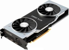 NVIDIA GeForce RTX 2080 Founders Edition, 8GB GDDR6, HDMI, 3x DP, USB-C (900-1G180-2500-000)