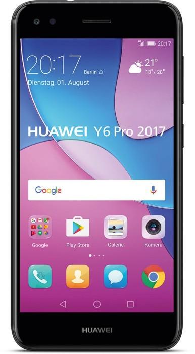 Huawei Y6 Pro (2017) Dual-SIM schwarz