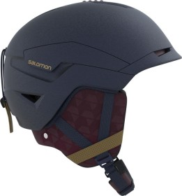 Salomon Quest Helm ombe blue/honey/beet red (Damen) (399174)