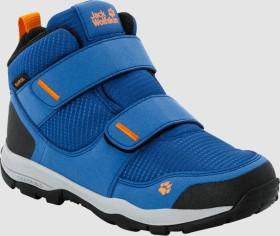 Jack Wolfskin MTN Attack 3 Texapore Mid blau/orange (Junior) (4037721-1174)