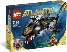 LEGO Atlantis - Riesenhai (8058)