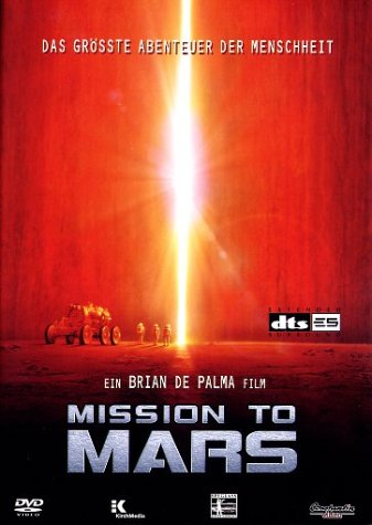 Mission To Mars -- via Amazon Partnerprogramm