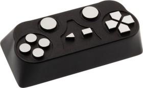 Zomoplus Aluminium Keycap Gamepad II, Backspace, schwarz/silber (0759663284974)
