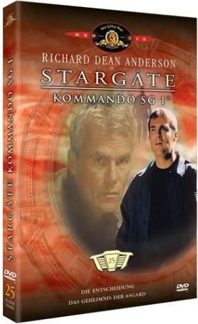 Stargate Kommando SG1 Vol. 25 -- via Amazon Partnerprogramm