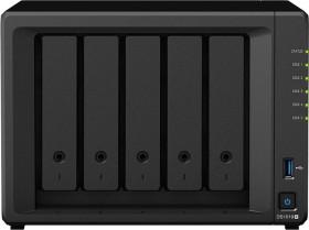 Synology Diskstation DS1019+ 5TB, 8GB RAM, 2x Gb LAN
