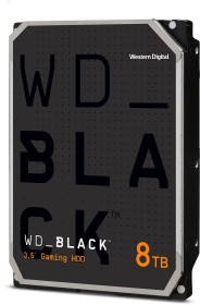Western Digital WD_BLACK 8TB, SATA 6Gb/s (WD8001FZBX)