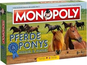 Monopoly Pferde & Ponys