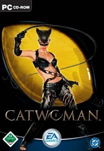 Catwoman (German) (PC)
