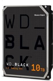 Western Digital WD_BLACK 10TB, SATA 6Gb/s (WD101FZBX)