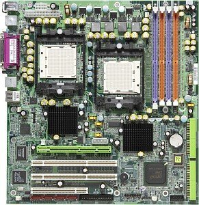 Gigabyte GA-7A8DW [dual PC-2700 reg DDR]