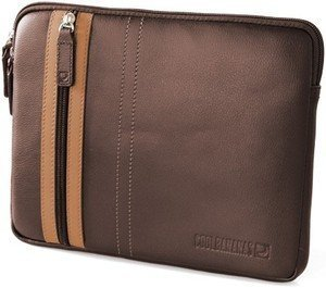 "Cool Bananas SmartGuy leather bag 13.3"" for MacBook Pro chocolate (9042545)"
