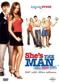 She's the Man - Voll mein Typ (DVD)