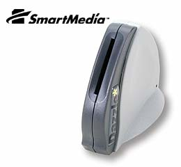 Dazzle* Desktop czytnik SmartMedia (903011)