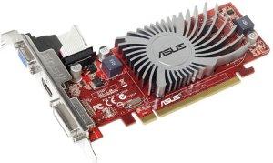 ASUS EAH5450 SILENT/DI/512MD3(LP), Radeon HD 5450, 512MB DDR3, VGA, DVI, HDMI (90-C1CP2K-J0UANABZ)