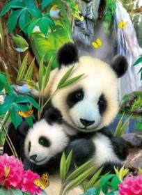 Ravensburger Puzzle Lieber Panda (13065)