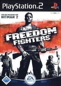 Freedom Fighters (niemiecki) (PS2)