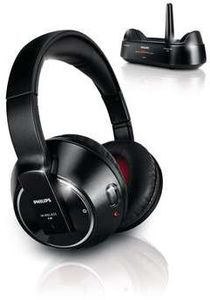 Philips SHC8575 black