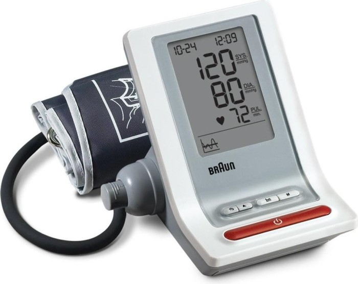 Braun BP4900 blood pressure meter -- via Amazon Partnerprogramm