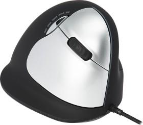R-Go HE Mouse Rechts Large Vertikale Maus, USB (RGOHELA)