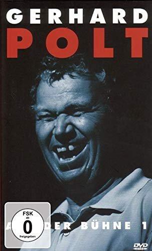 Gerhard Polt - Auf der Bühne -- via Amazon Partnerprogramm