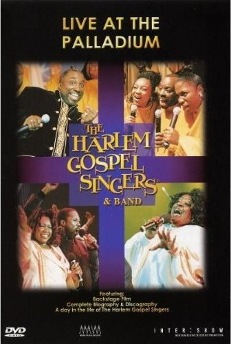 Harlem Gospel Singers - Live At The Palladium -- via Amazon Partnerprogramm