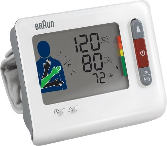 Braun BPW4100 TrueScan blood pressure meter -- via Amazon Partnerprogramm