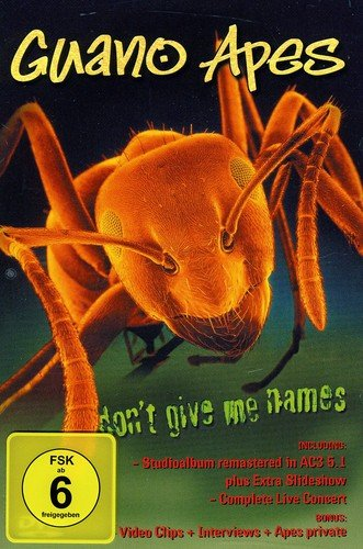 Guano Apes - Don't Give Me Names -- via Amazon Partnerprogramm