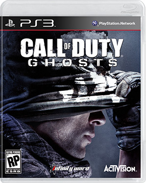 Call of Duty Ghosts PS3 Saturn