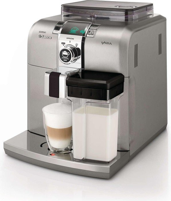 Philips Saeco HD8838 Syntia Cappuccino