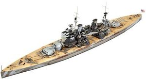 Revell Battleship H.M.S. Duke of York (05105)