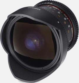 Samyang 8mm T3.8 UMC fisheye CS II VDSLR for Sony A black (1322405101)