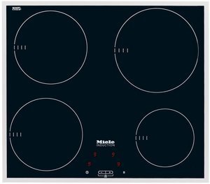 Miele KM5940 induction hob self-sufficient