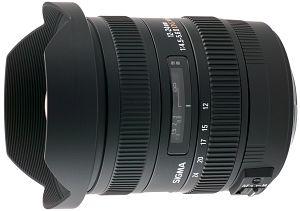Sigma AF 12-24mm 4.5-5.6 II DG HSM for Sony A black (204962)