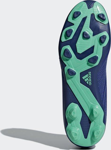 Adidas Predator 18.4 FXG Kinder Fußballschuh core black weiß 31