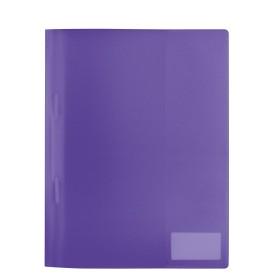 Herma Schnellhefter transparent violett A4 (19498)