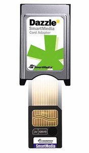 Dazzle* PC Card adapter SmartMedia (903448)