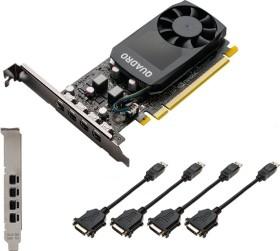 PNY Quadro P620 DVI V2, 2GB GDDR5, 4x mDP (VCQP620DVIV2-PB)