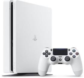 Sony Playstation 4 Slim - 500GB white (various Bundles)
