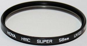 Hoya Filter UV Super HMC 55mm (Y8UV055) -- © bepixelung.org