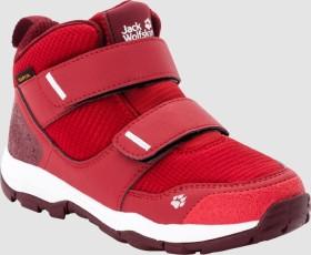 Jack Wolfskin MTN Attack 3 Texapore Mid red/dark red (Junior) (4037721-2109)