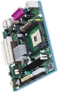 Intel D845EPI, i845E, µATX (DDR)