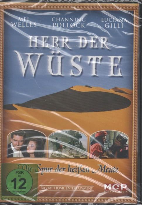 Herr der Wüste - Die Spur der heißen Meute -- via Amazon Partnerprogramm