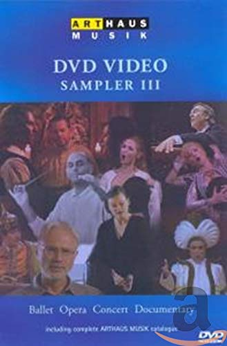 Arthaus Musik DVD-Sampler 3 -- via Amazon Partnerprogramm
