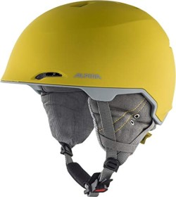 Alpina Maroi Helm curry/grey matt (A9206240)