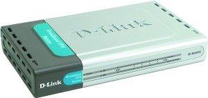 D-Link DI-804HV VPN Router