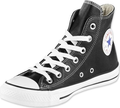 Converse Chuck Taylor All Star Leder High schwarz (132170C) ab € 88,00